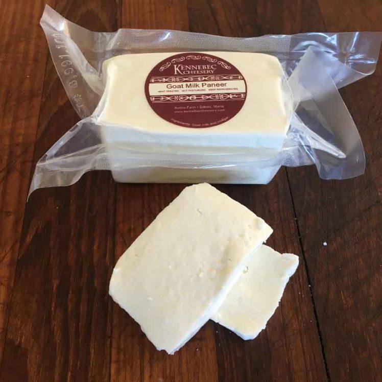 Paneer and packaging
